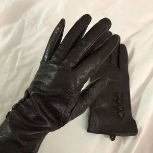 Accessories - Real leather gloves